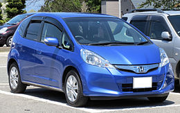 Honda Fit Hybrid Navi Premium selection 0230.JPG