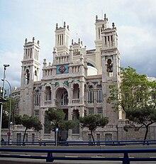 Antonio palacios wikipedia la enciclopedia libre for Busco arquitecto