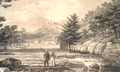 Hot Springs 1844 Featherstonhaugh.png