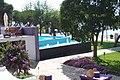 Hotel Adriatic zwembad , en Wiesje in het zwembad ^ ^ - panoramio.jpg