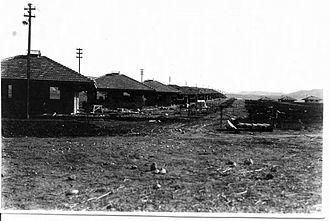 Tel Or - Houses in Tel Or 1932/3