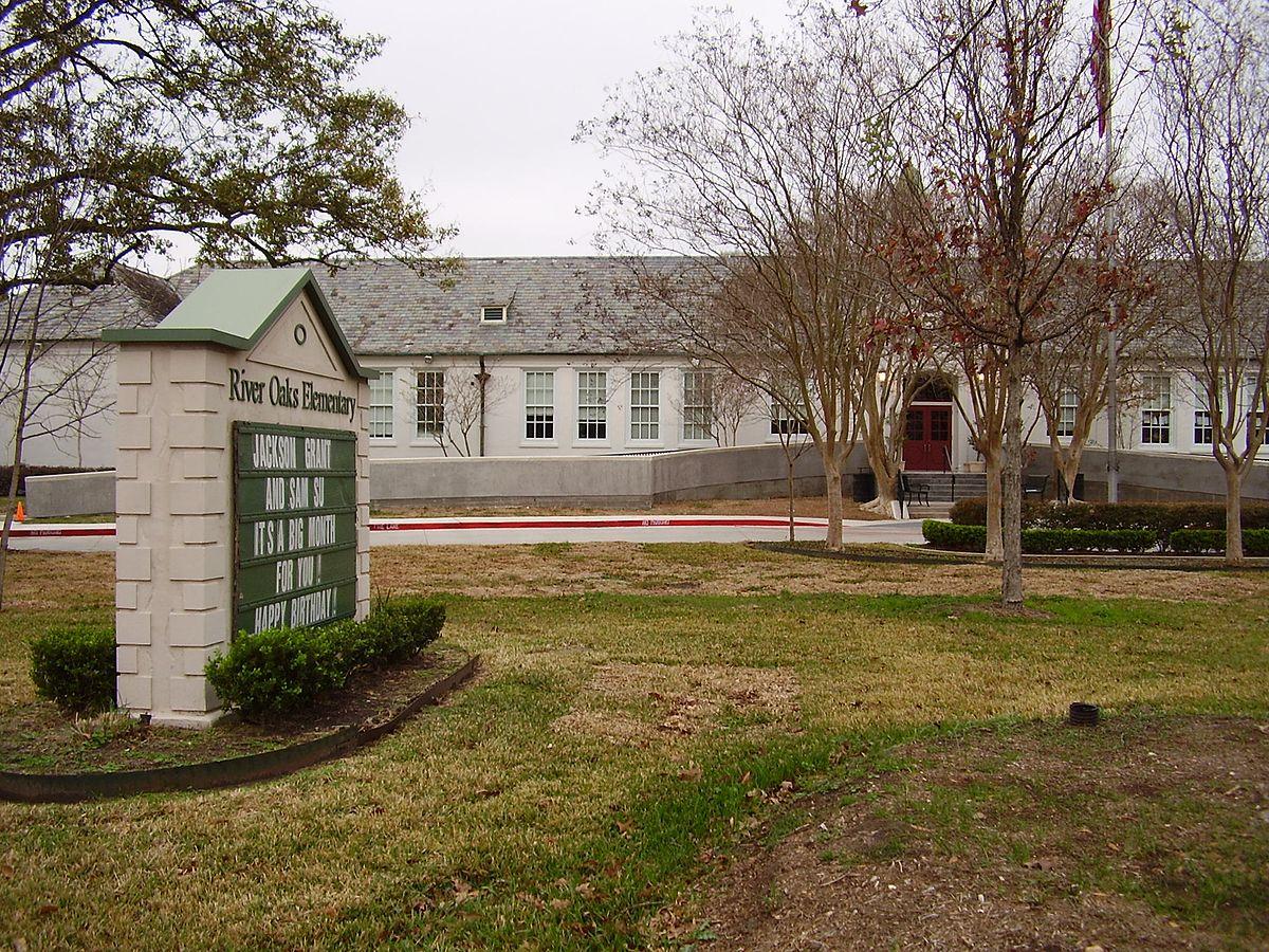 River Oaks Elementary School (Houston) - Wikipedia