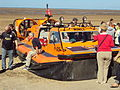 Hovercraft at Hoylake - DSC09157.JPG