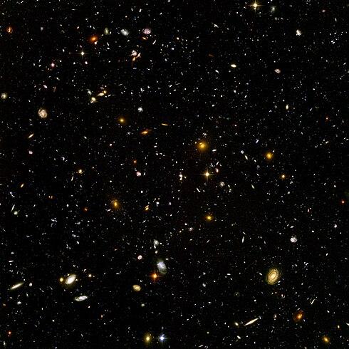 Cronologia do universo wikiwand os hubble ultra deep fields muitas vezes mostram galxias de uma poca antiga que nos ccuart Images