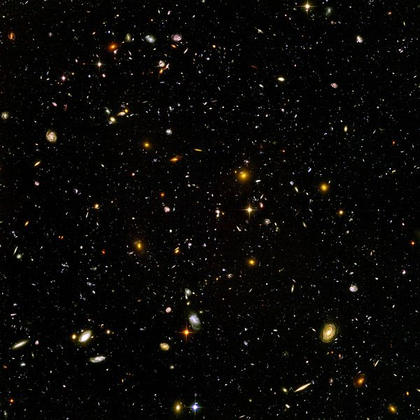 Todo lo que debes saber sobre el universo