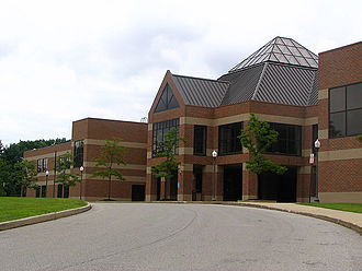Hudson High School (Ohio) - Image: Hudson High School Ohio