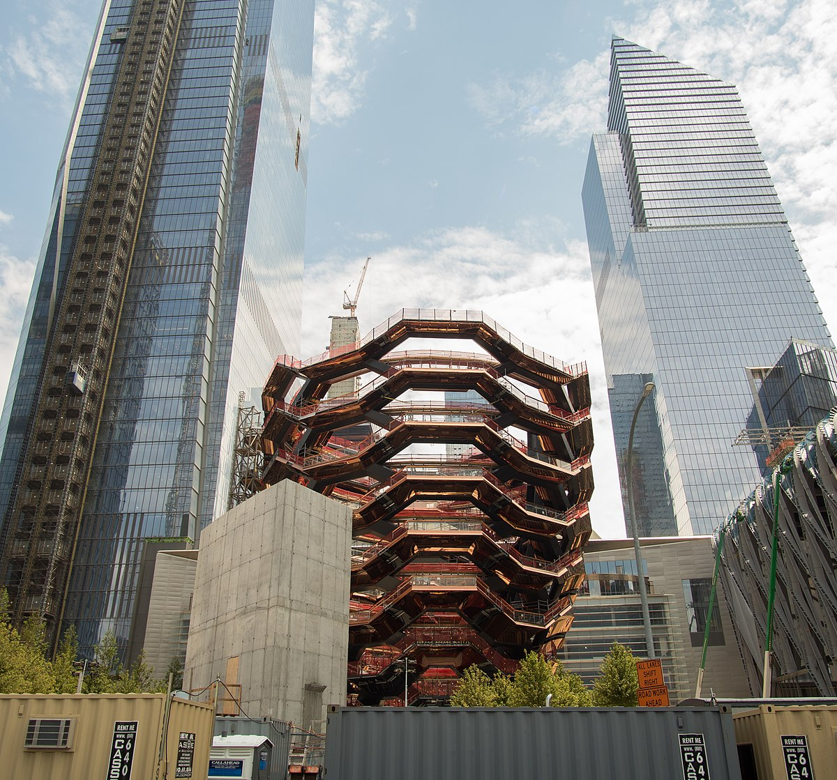 Hudson Yards Development Wikipedia