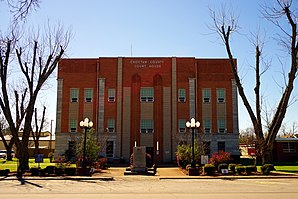 Choctaw County Courthouse