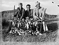 Hunting portrait of three men (AM 81954-1).jpg