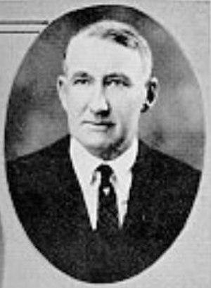 Ralph Hutchinson - Wickiup 1923, Idaho State yearbook