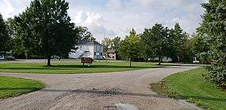 Hyatts, Ohio human settlement in United States of America
