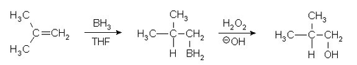 Hydroboration-oxidation example.PNG