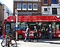 Hydrogen-powered bus, Covent Garden, London - geograph.org.uk - 2421941.jpg
