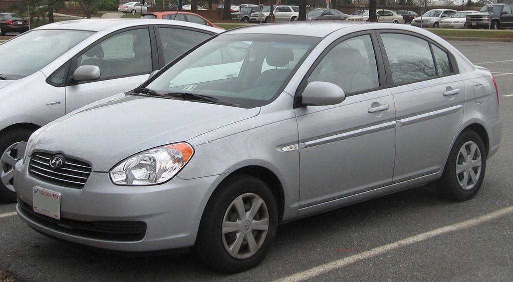 File Hyundai Accent Gls Sedan Jpg Wikipedia