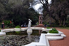 10 - Jardín Botánico Carlos Thays