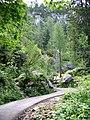 IMG 0896 - Obertraun-Dachstein - Path to Eisriesenhöhle.JPG