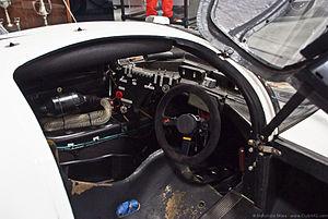 Eagle MkIII - The cockpit of an Eagle MkIII