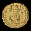 INC-2046-r Ауреус. Константин II. Ок. 337—340 гг. (реверс).png