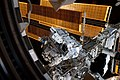 ISS-59 EVA-1 (c2) Nick Hague and Anne McClain on the Port-4 truss.jpg