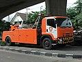 ISUZU, FTR 240, Thailand Traffic Police, Tow truck,.jpg