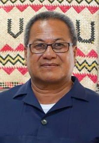 Governor-General of Tuvalu - Image: Iakoba Italeli May 2015