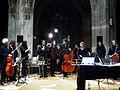 Iancu Dumitrescu, Ana-Maria Avram, Stephen O'Malley,, Ensemble Le Balcin (Paris).jpg