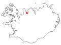 Iceland Sauðárkrókur position.png