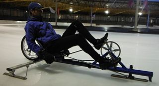 Icetrack cycling
