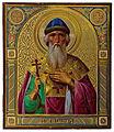 Icon of saint Vladimir (c. 1900, Russia, priv. coll.).jpg
