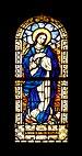 Iglesia de Nuestra Señora de la Peña de Francia - Puerto de la Cruz - Window La Inmaculada Conceptión.jpg