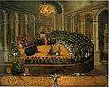 Il Cardinale Ercole Gonzaga presiede la seduta del Concilio di Trento in Santa Maria Maggiore.jpg