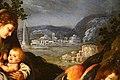 Il cigoli, fuga in egitto, su rame, 1608-10 ca. 02 paesaggio.jpg