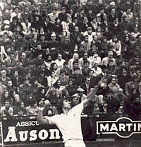 Nastase won 12 titles in the year.