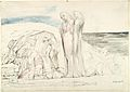 Illustrations to Dante's Divine Comedy, object 70 Butlin 812-67 Ugolino Relating His Death.jpg
