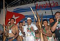 Indian protesters from Vale do Javarí in Belém 2009-1530FP8807.jpg