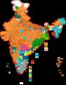 Indische Parlamentswahl 2014 Parteien.png