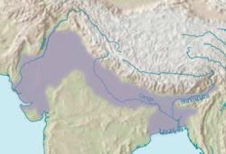 Индо Гангская Равнина На Карте