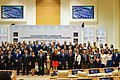 Inese Lībiņa-Egnere piedalās Gruzijas parlamenta rīkotā konferencē Tbilisi (2).jpg