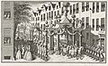 Inhaling van Willem IV als stadhouder te Den Haag, 1747, RP-P-OB-83.879.jpg