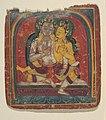 Initiation Card (Tsakalis), Maitreya. 13-14th century, Metmuseum.jpg