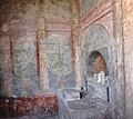 Inside a Pompeii Villa - artwork on walls (24148466755).jpg