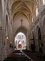 Intérieur de l'église Sainte-Trinité de Falaise 02.JPG