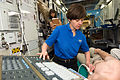 Integrated Cardiovascular investigation onboard the ISS - training.jpg
