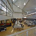 Interieur, leeszaal in de nieuwbouw - Middelburg - 20374629 - RCE.jpg