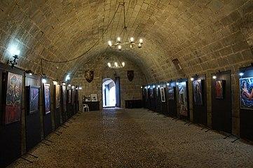 Interior Castell de Peníscola 2.JPG