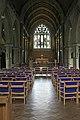Interior of St Saviour's church, Brockenhurst - geograph.org.uk - 171690.jpg