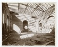 Interior work - construction of the Main Reading Room, showing the framewok of the roof (NYPL b11524053-489900).tiff