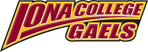 2012–13 Iona Gaels men's basketball team - Image: Iona College Gaels Wordmark