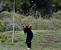 Iranian Women's golf premier league, finals - 23 April 2018 07.jpg