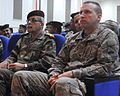 Iraqi security forces, Multi-National Division - Baghdad leaders meet to plan security for the Mada'in Poll Stations DVIDS147540.jpg